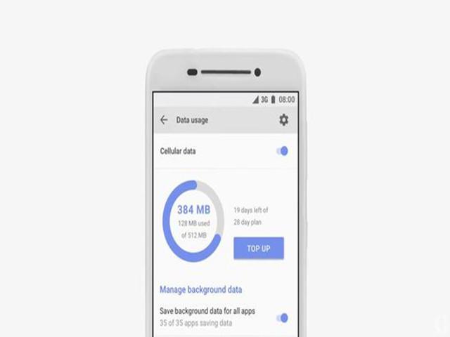 谷歌面向低端手机推出Android Go项目