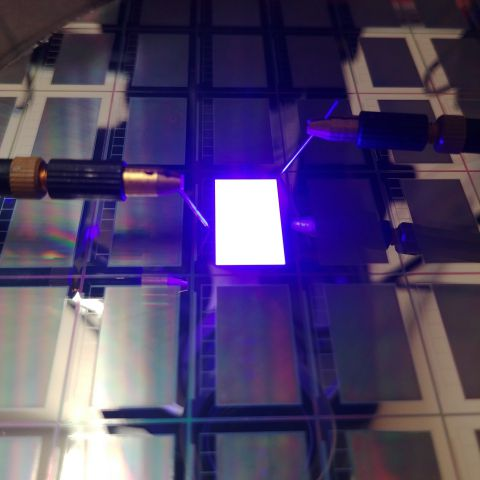 美国CP与英国Plessey合作开发全球最小1080p Micro LED显示屏